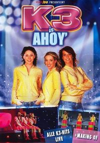 Cover K3 - In Ahoy' [DVD]